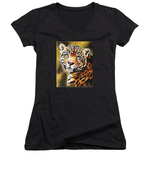Enchantress Women's V-Neck T-Shirt