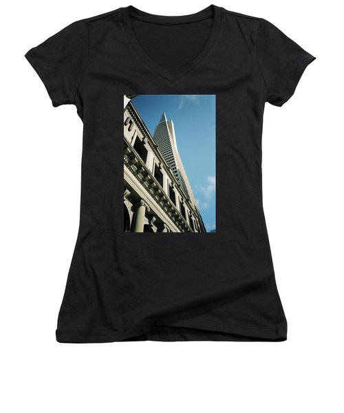 Eras, San Francisco Women's V-Neck