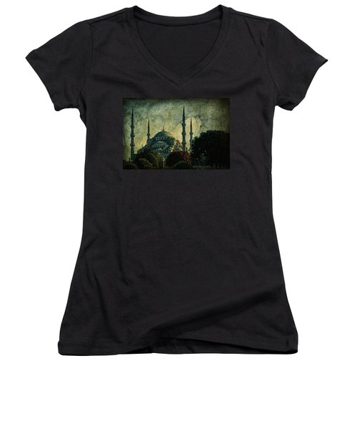 Eventide Women's V-Neck T-Shirt