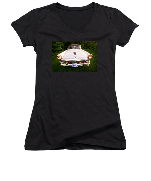 Fairlane Women's V-Neck T-Shirt