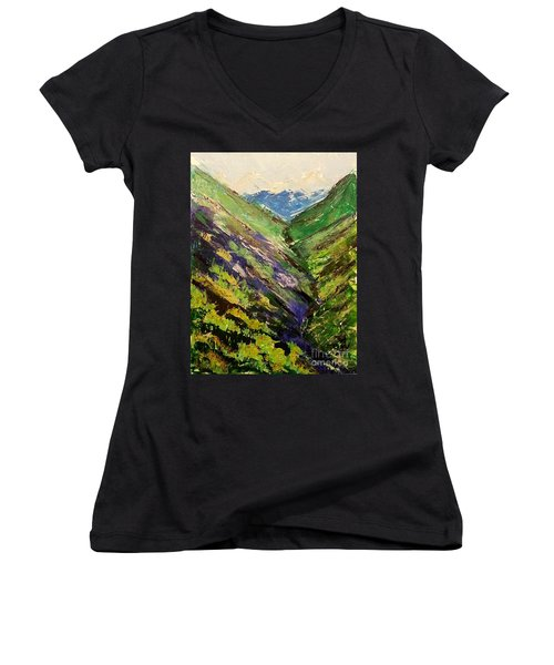Fertile Valley Women's V-Neck