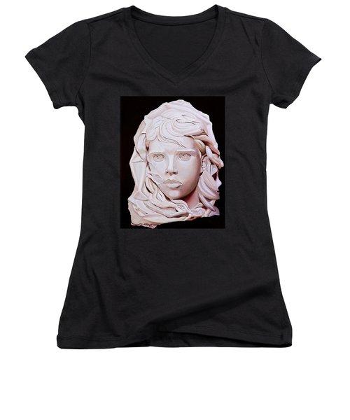 Fisherman's Daughter Women's V-Neck T-Shirt