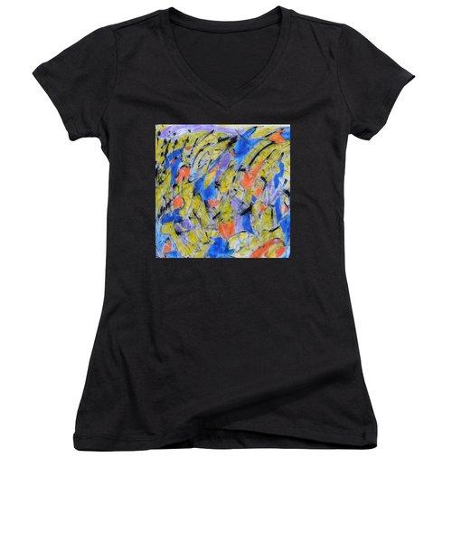 Flood Gate Of Joy Women's V-Neck T-Shirt