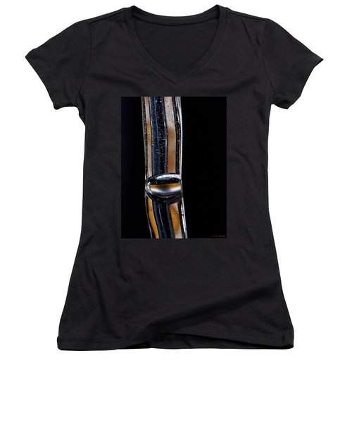 Fluidity Iv Women's V-Neck