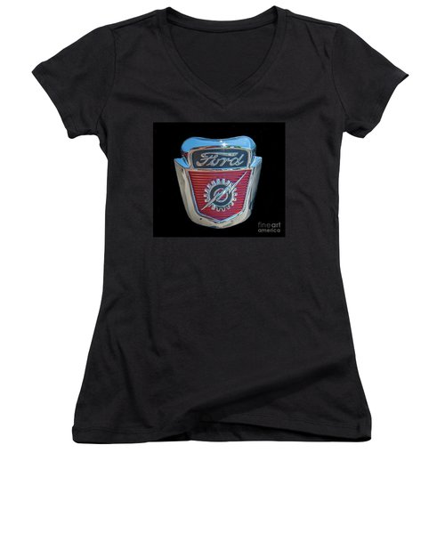 Ford Women's V-Neck