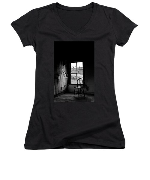 Forgotten Women's V-Neck T-Shirt