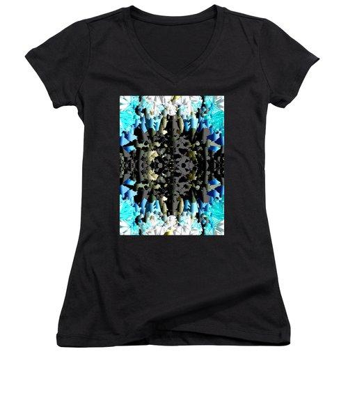 Forgotten Letter Women's V-Neck T-Shirt
