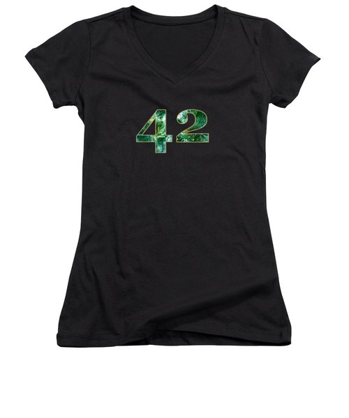 Forty Two Women's V-Neck
