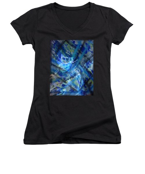 Frozen Women's V-Neck