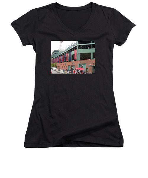 Game Day Women's V-Neck (Athletic Fit)