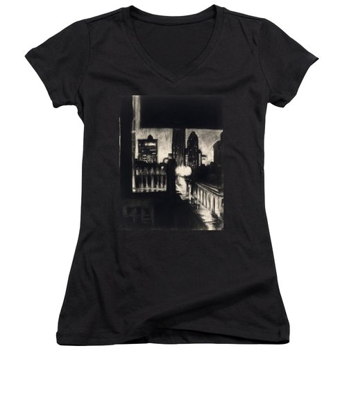 Gotham II Women's V-Neck