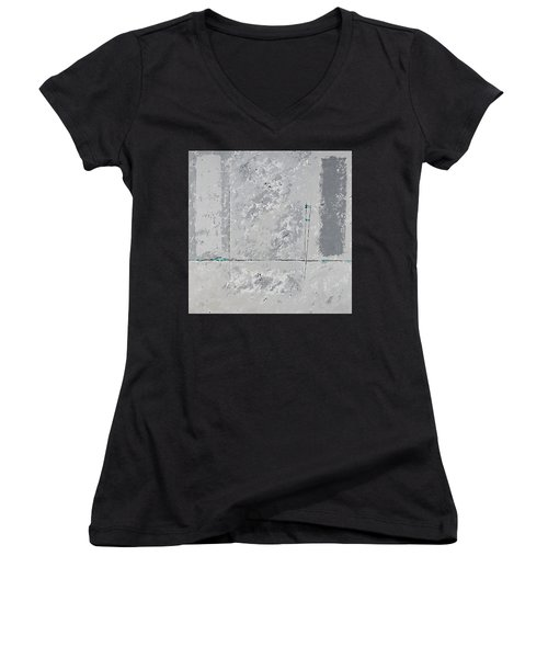 Gray Matters 2 Women's V-Neck T-Shirt