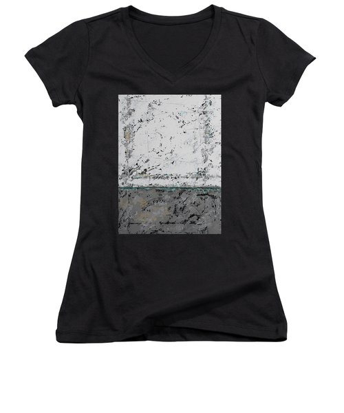 Gray Matters 3 Women's V-Neck T-Shirt