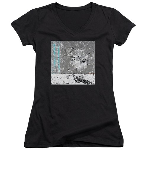 Gray Matters 5 Women's V-Neck T-Shirt