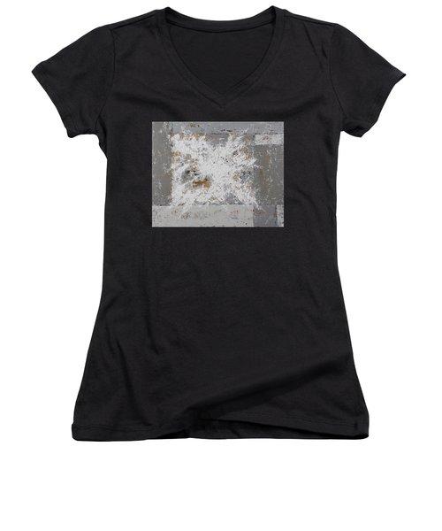 Gray Matters 8 Women's V-Neck T-Shirt
