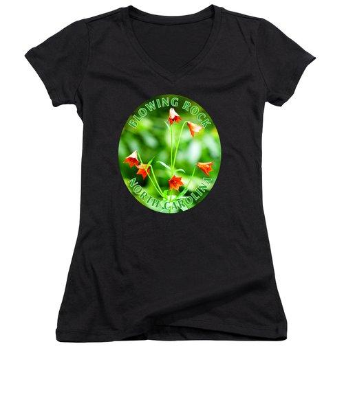 Grays Lily T-shirt Women's V-Neck T-Shirt
