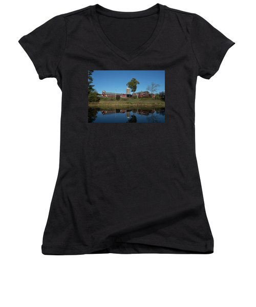 Great Brook Farm Women's V-Neck (Athletic Fit)