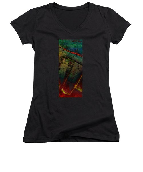 Hades Women's V-Neck (Athletic Fit)