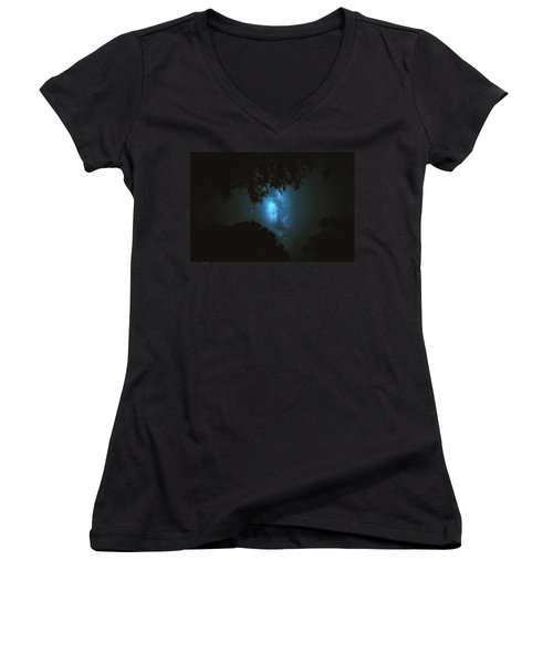 Handful Of Stars Women's V-Neck T-Shirt
