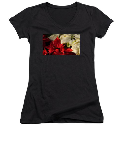 Happy New Year Y'all Women's V-Neck T-Shirt (Junior Cut) by Tim Good