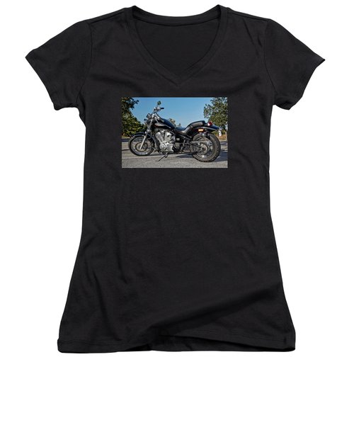 Honda Shadow Women's V-Neck