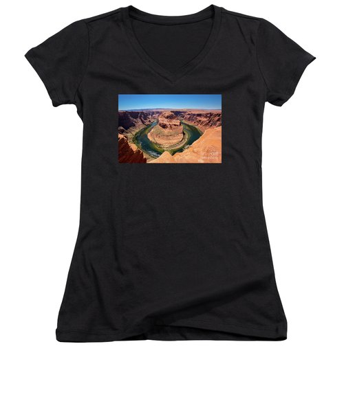 Horseshoe Bend Women's V-Neck