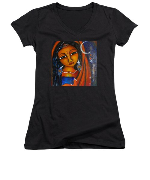 Illuminate Women's V-Neck T-Shirt