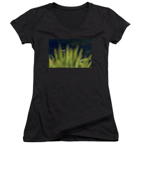 I'm Looking Through You Women's V-Neck