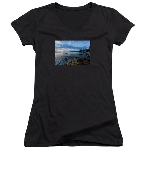 Immersed Women's V-Neck T-Shirt