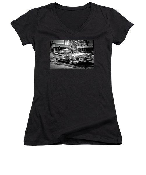 Chrysler Imperial Women's V-Neck