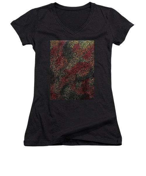 Infinity Net Women's V-Neck T-Shirt