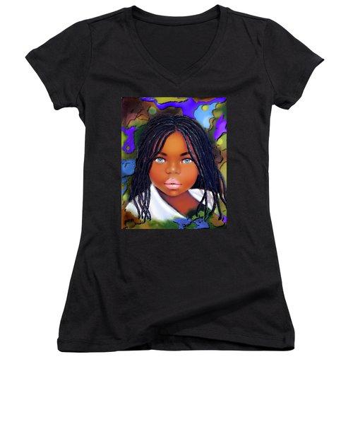 Innocent Women's V-Neck T-Shirt