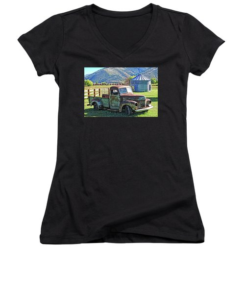 International Farm Women's V-Neck
