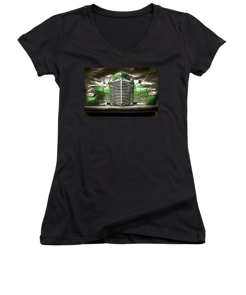 International Women's V-Neck T-Shirt