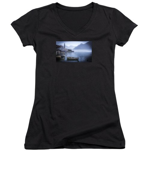 It Will Be A Beautiful Day Women's V-Neck (Athletic Fit)