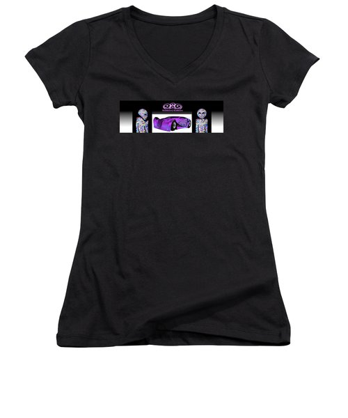 It's Mine Women's V-Neck T-Shirt