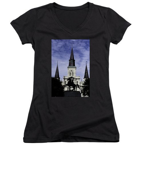 Jackson Square - Color Women's V-Neck