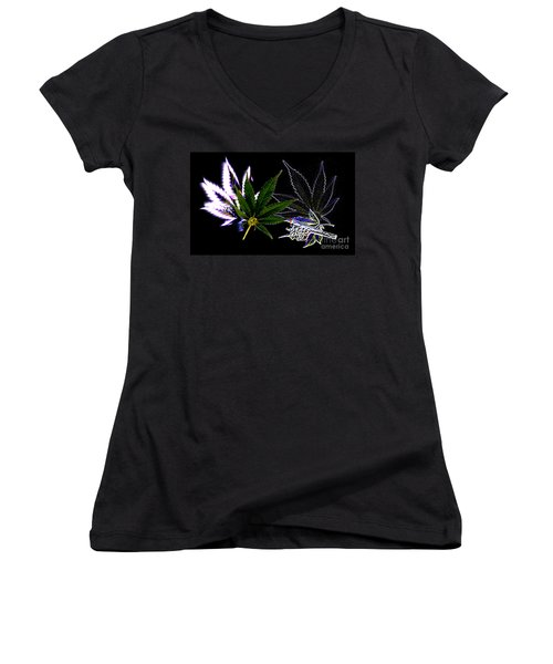 Joint Venture Women's V-Neck T-Shirt
