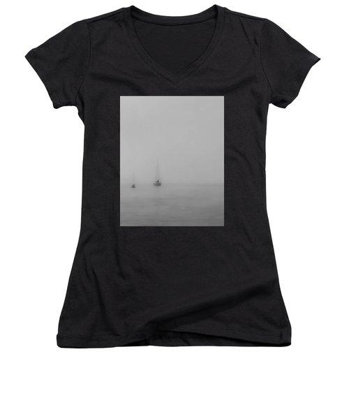 June Gloom Women's V-Neck T-Shirt