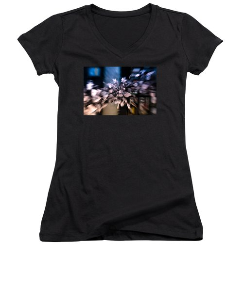 Just My Imagination Women's V-Neck (Athletic Fit)