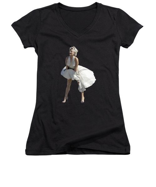 Key West Marilyn - Special Edition Women's V-Neck