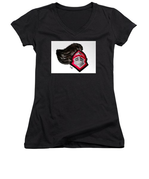 Knights Women's V-Neck (Athletic Fit)