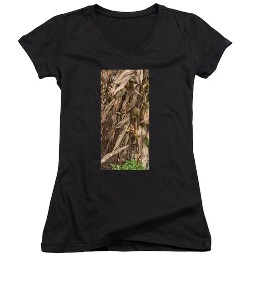 Last Ear Standing Women's V-Neck