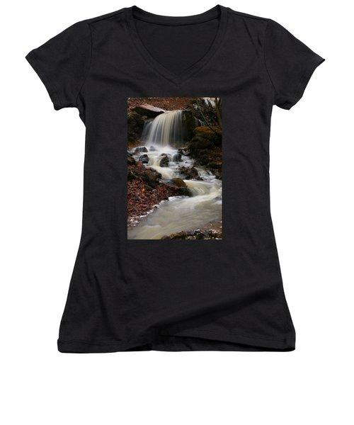 Latrobe Pa Women's V-Neck T-Shirt