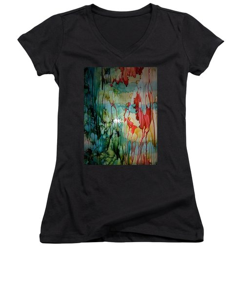 Layers Of Life Women's V-Neck