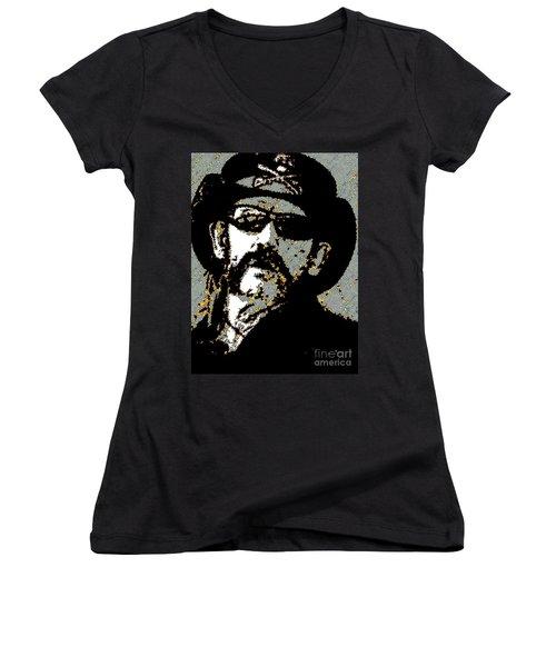 Lemmy K Women's V-Neck