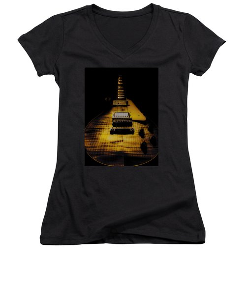 1958 Reissue Guitar Spotlight Series Women's V-Neck