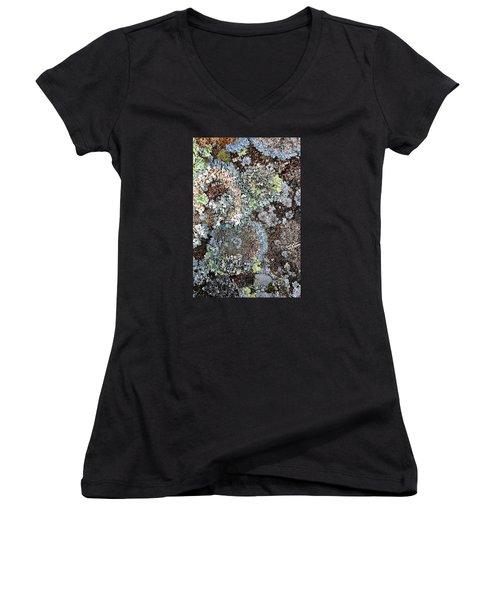 Lichens Women's V-Neck