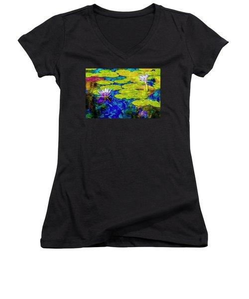 Lilly Women's V-Neck T-Shirt