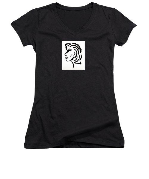 Lindsay Women's V-Neck T-Shirt